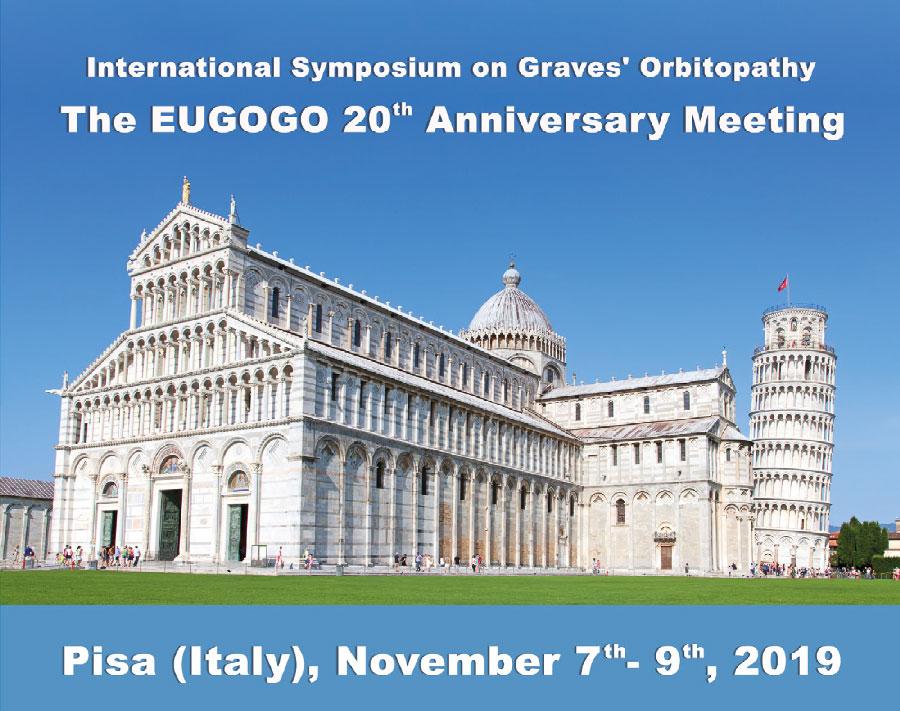 The EUGOGO 20th Anniversary Meeting – Pisa (Italy), November